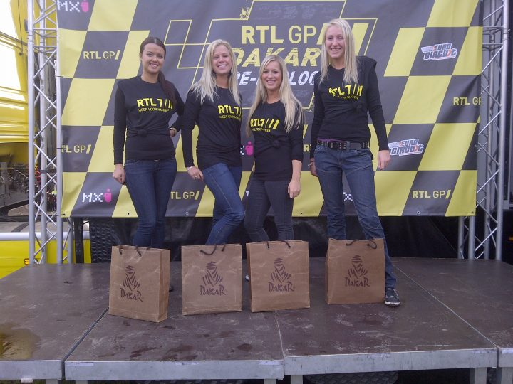 event marketing RTL Eurocircuit Valkenswaard
