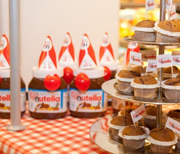 Nutella quallity management