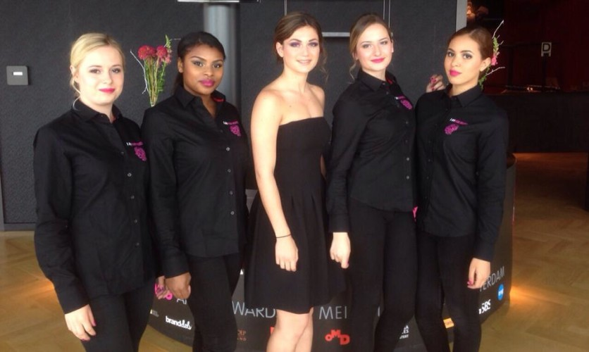 amma-awards-theater-amsterdam-hostess-service gastdames